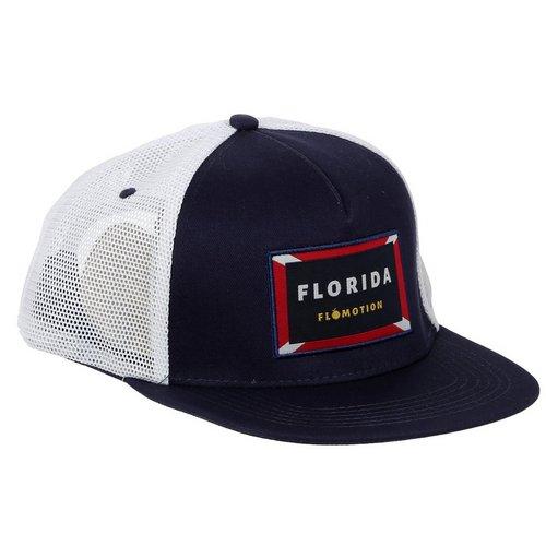 e23f073e43598 Men s Florida Trucker Hat - Navy