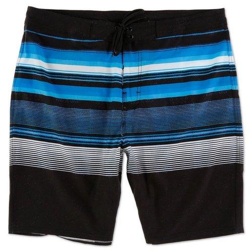 a305dea9c6 Men's Electric Striped Board Shorts - Blue