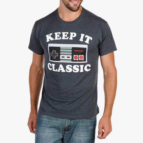 72f9ca0702b213 Men s Keep It Classic Graphic Tee - Charcoal