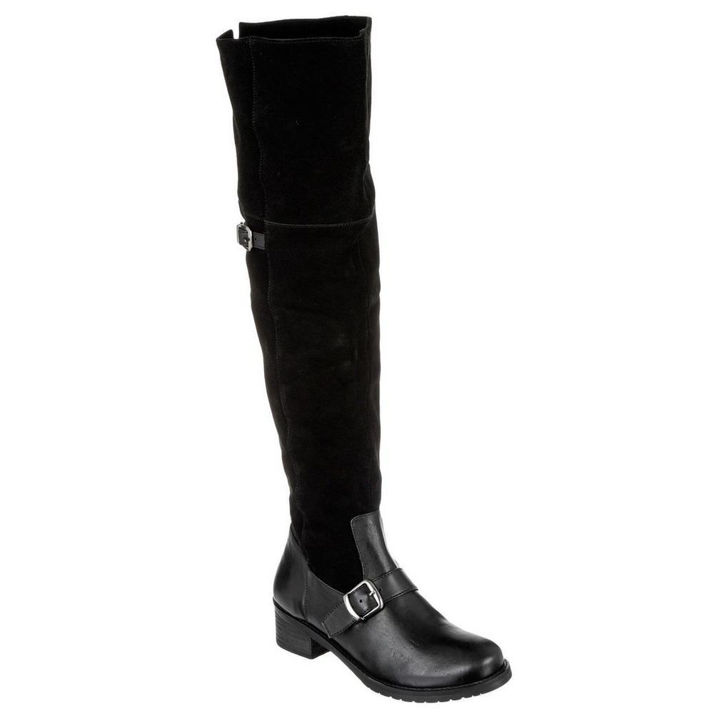 3838ffae234 Lola Over-The-Knee Boots - Black