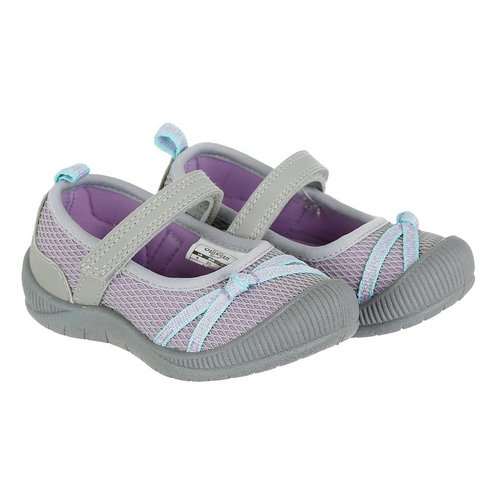 51c995fad8f Girls Blyss Mary Janes - Grey Lavender