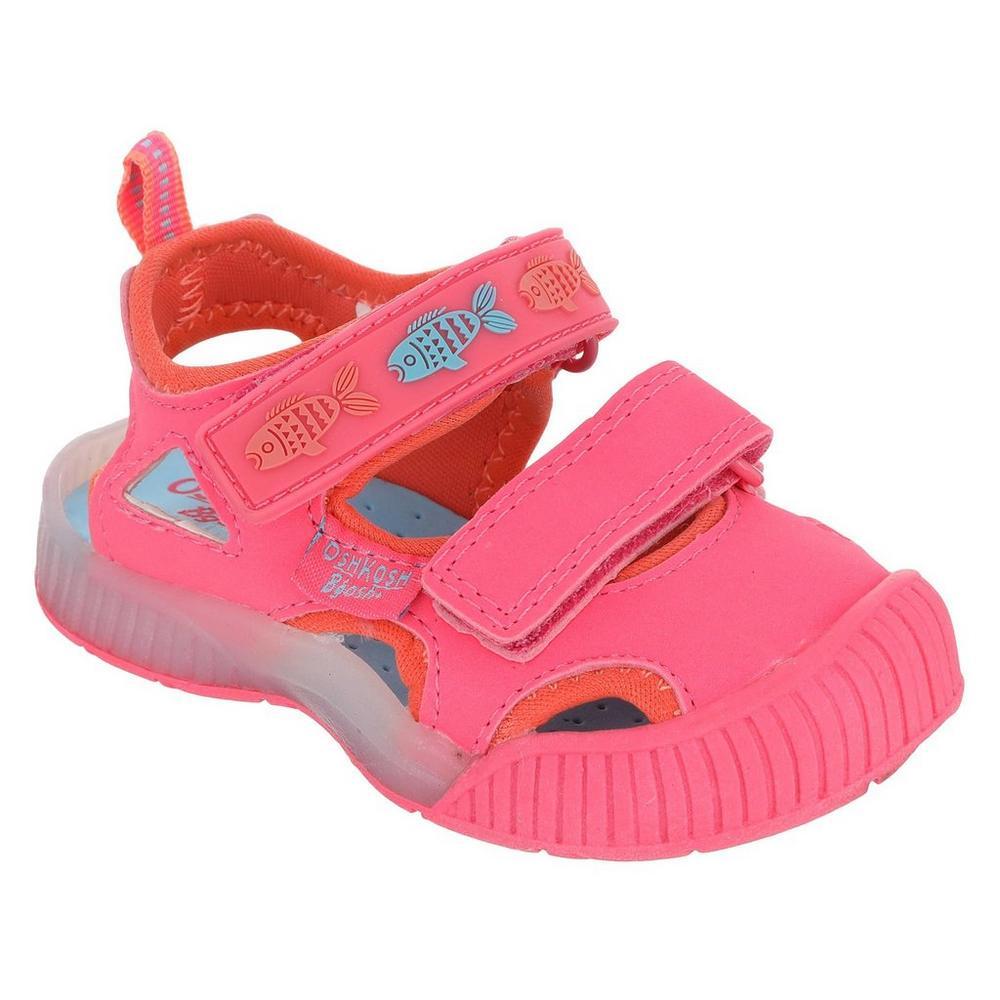 Sandals Girls' Pink Rapido Up Light ikuZwOTPX