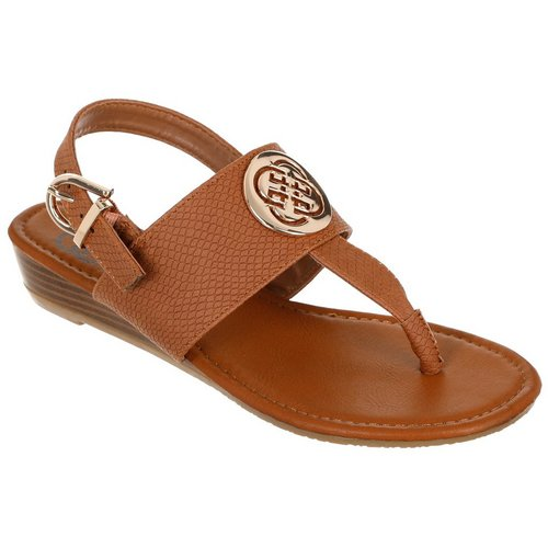 b14e3d339be68 Wedge Sandals | Burkes Outlet