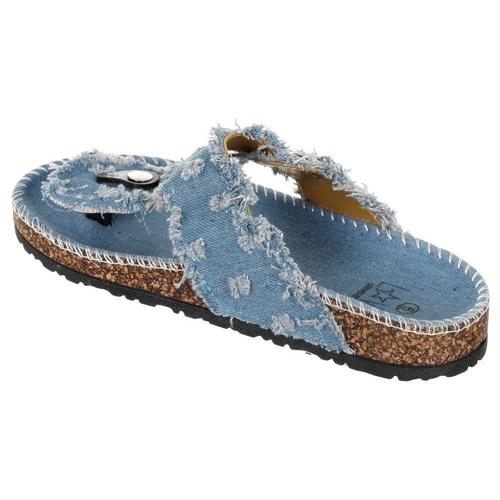 f51f82f61a16 ... Denim Thong Sandals - Light Wash. Click to zoom