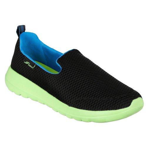 fefc32d2c05c GO Walk Goga Max Slip-Ons - Green Multi