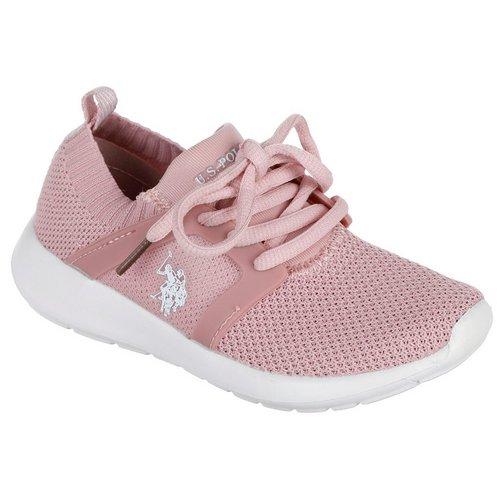 6efd9d98c82b15 Girls Lilia Sneaker - Light Pink