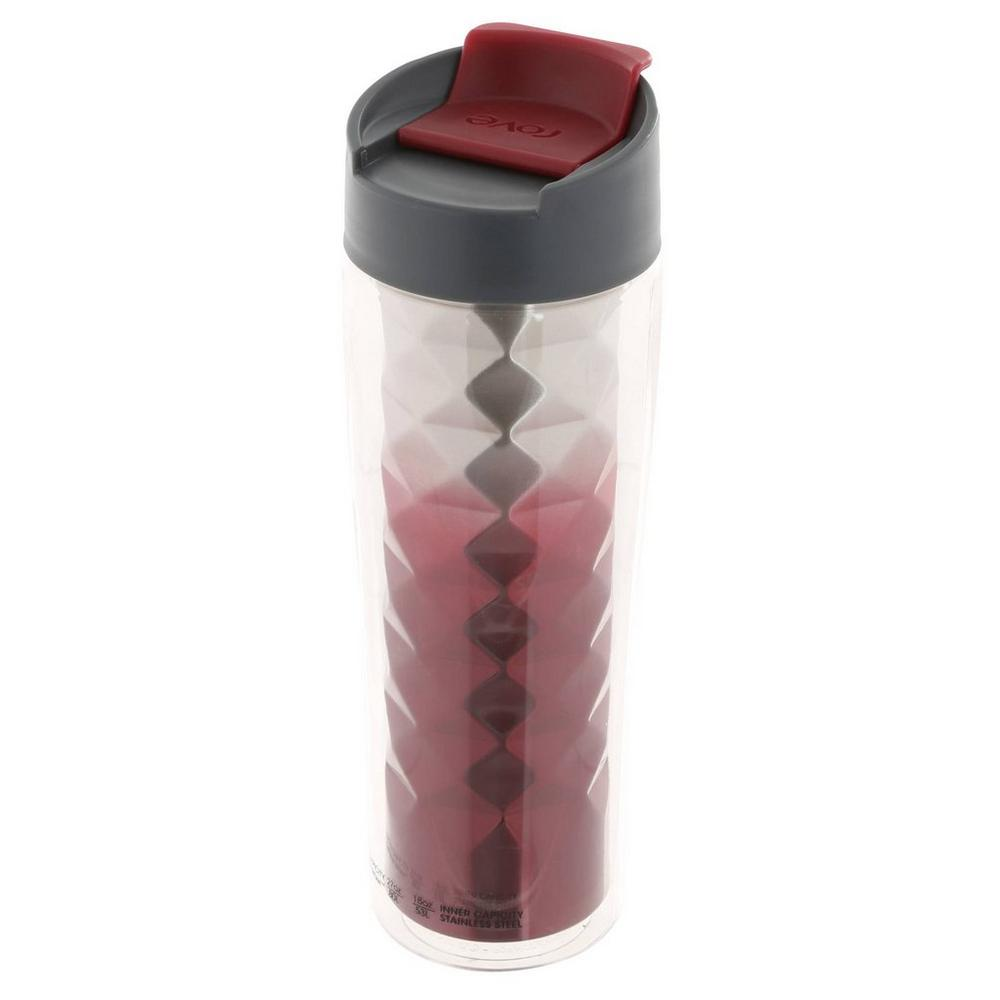 In Bottleamp; 2 Travel Red Water Mug 1 oeBCxd