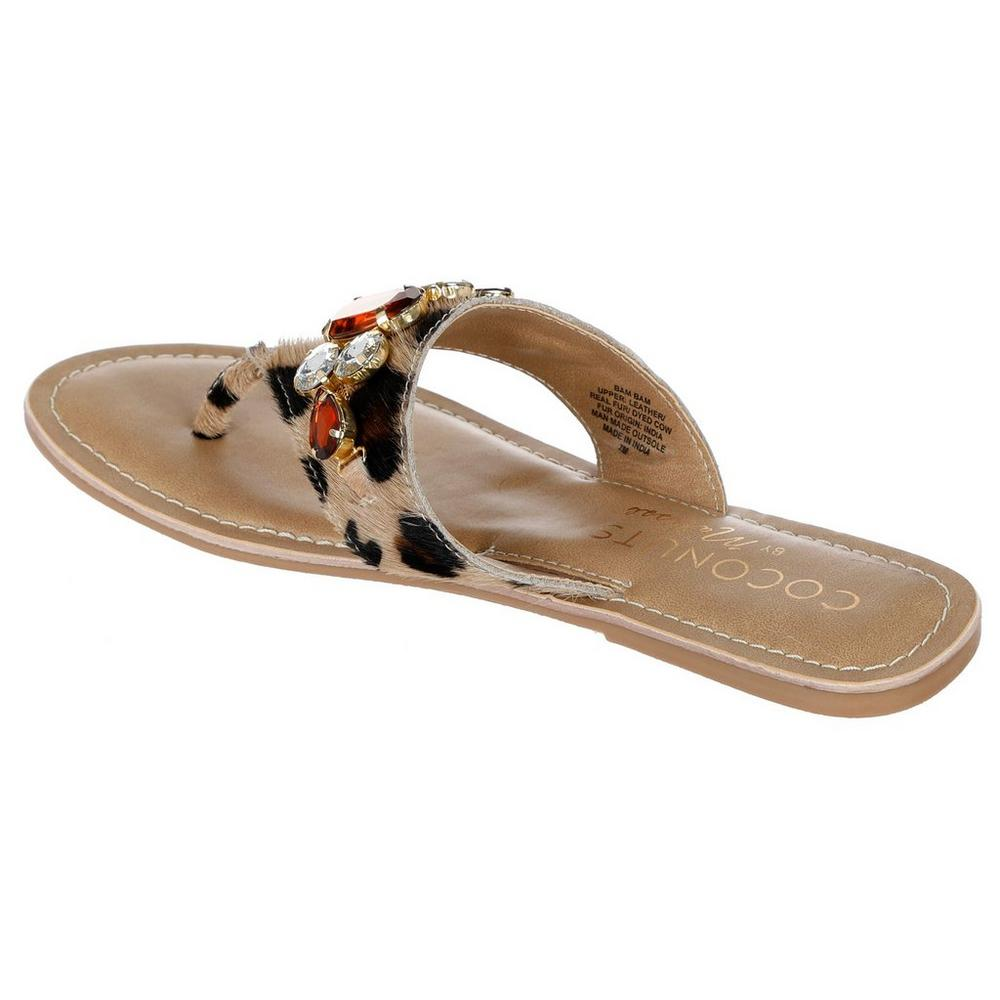 74059c97e ... Bam Bam Jeweled Sandals - Natural. Click to zoom