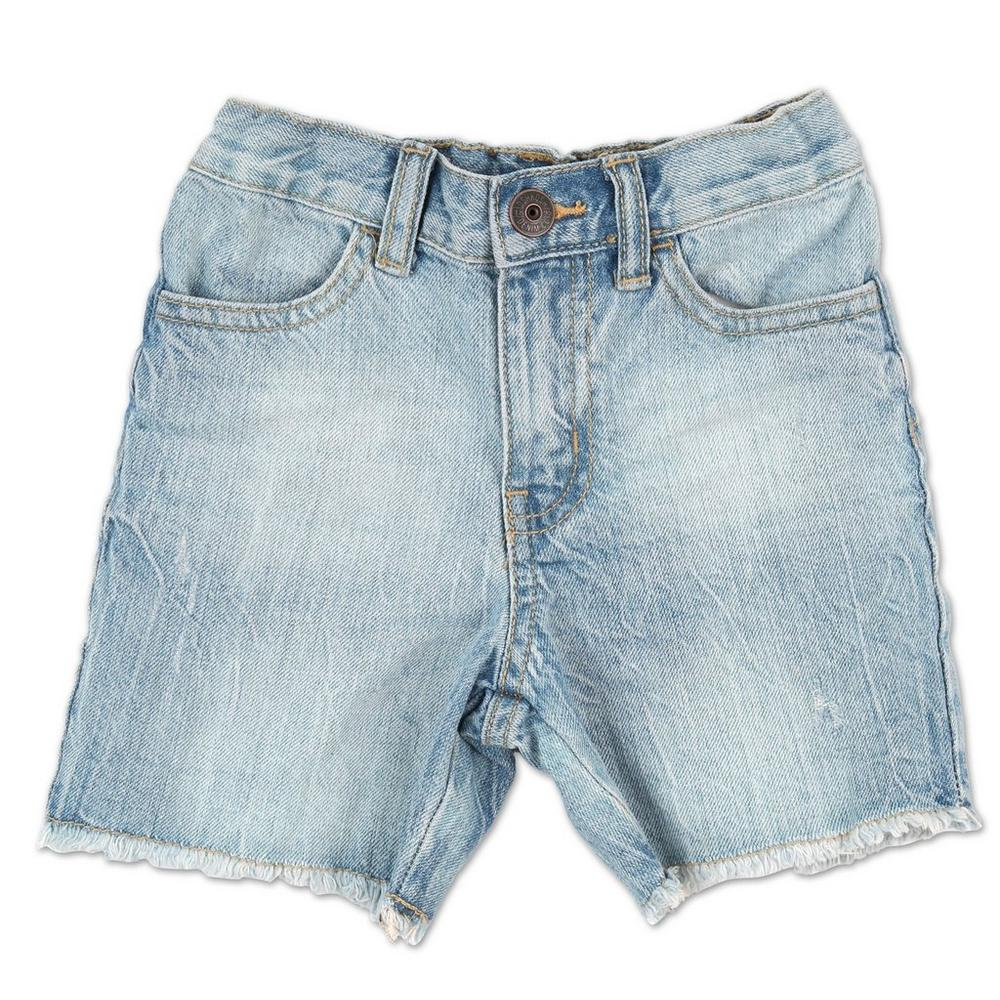 9b51b9760d Boys Jean Shorts - Light Rinse (2T-5T)