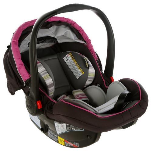 Snugride Snuglock 35 Elite Infant Car Seat Pink Multi Burkes Outlet