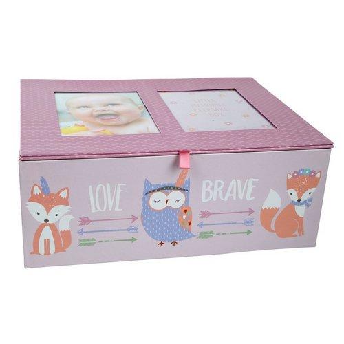 9 Drawer Keepsake Box Multi Burkes Outlet
