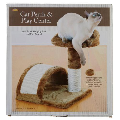buy online 01238 7d4c3 Cat Perch & Play Center