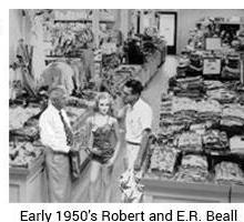 Post War Expansion of Bealls Department Store