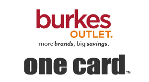 Burkes Outlet One Card