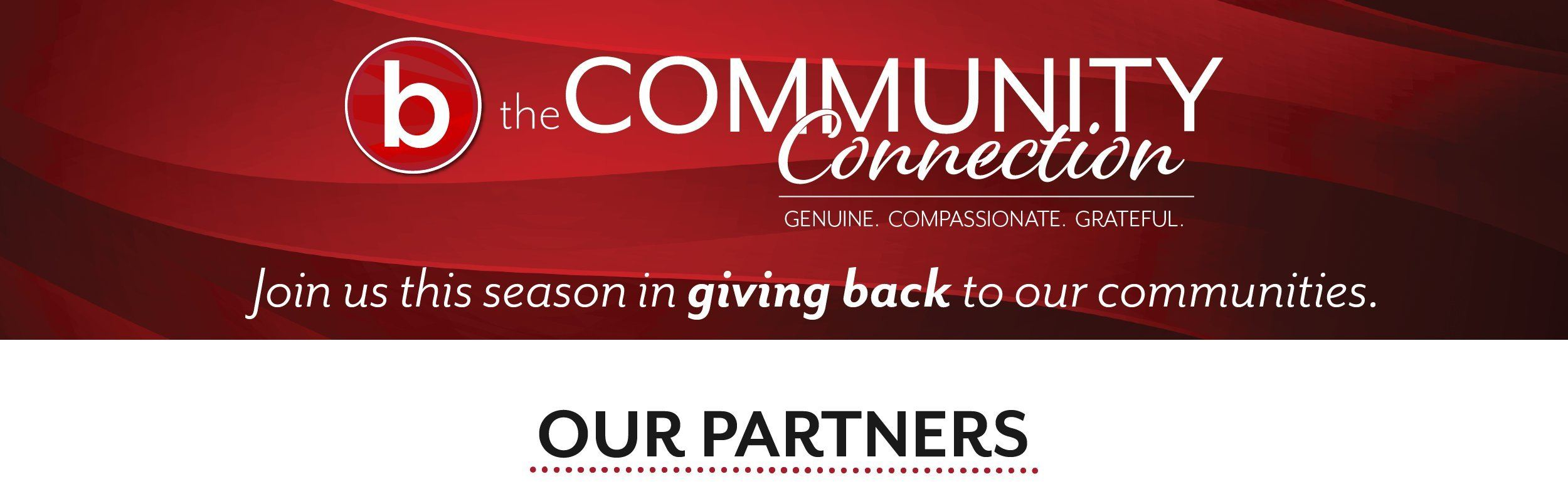 b the Community Connection