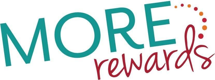 MORE rewards