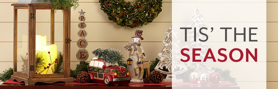 Shop Christmas at Burkes Outlet