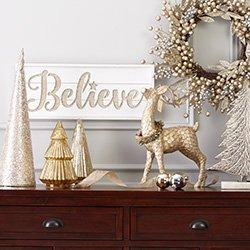 Christmas Home Decor Accents