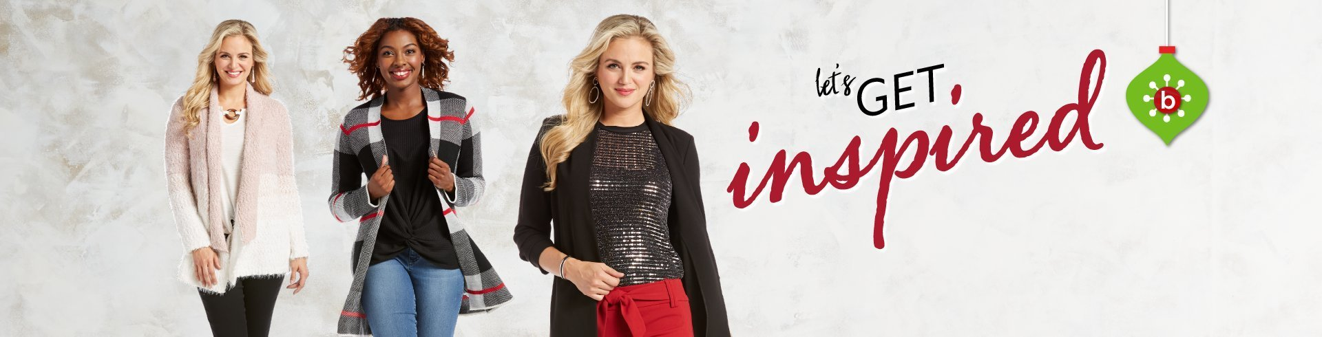 Holiday Fashion - Let's Get Gifting!