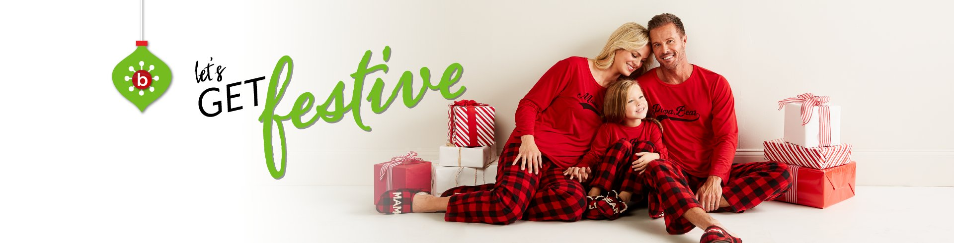 Festive Shop - Let's Get Gifting!