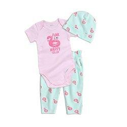 b50022eb1cd7 Girls  Clothing   More. Baby Girls (0-24M)