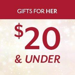 Gifts Under $20 for Women