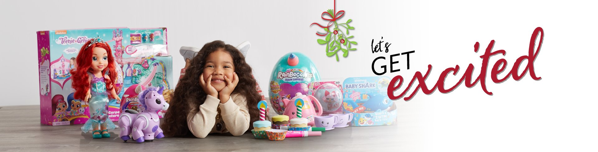 Gifts for Kids - Let's Get Gifting!
