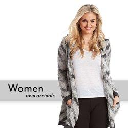 New Arrivals in Women's Clothing