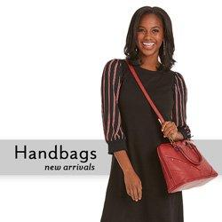 New Arrivals in Handbags
