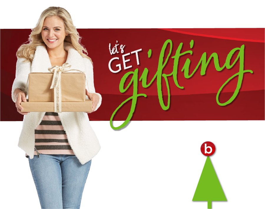 Last Minute Gifts - Let's Get Gifting!